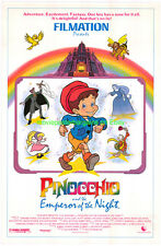 PINOCCHIO AND THE EMPEROR OF THE NORTH MOVIE POSTER