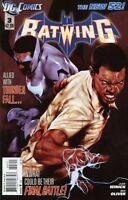 Batwing #3 Comic Book Batman Inc 2011 New 52 - DC
