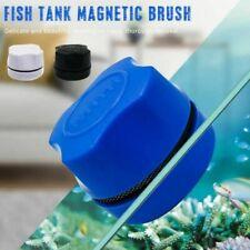 New listing Aquarium Fish Tank Magnetic Clean Brush Glass Algae Scraper Curve Cleaner Brush