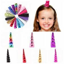 New Unicorn HornHalloween Headwear Kids Bonus DIY Headband Hair Decorative