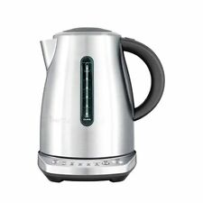 Breville BKE720BSS The Temp Select Electric Kettle Silver Water Kettle Tea Maker