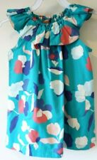 Bnwt Tea Collection Evie Ruffle Neck Dress Girl's Size 2