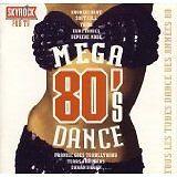 BRONSKI BEAT,DURAN DURAN... - Mega's 80 dance - CD Album