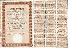 JOURS DE FRANCE (A)