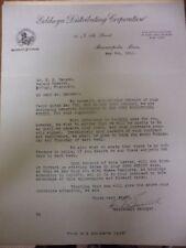 Movie letterhead 4/9/1919 Goldwyn Distributing Ford Educational Weekly