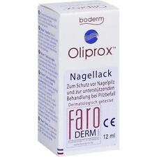 OLIPROX Nagellack bei Pilzbefall 12 ml PZN 11191983