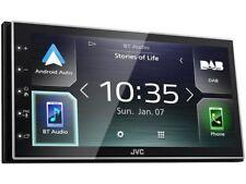 JVC Multimedia Gerät KW-M745DBT + DAB Antenne Apple Carplay Android Bluetooth