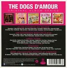 THE DOGS D'AMOUR - ORIGINAL ALBUM SERIES 5 CD NEU