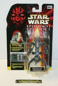"++ ref 2 / figurine STAR WARS episode I "" droide destroyer "" HASBRO 1999 NEUF"