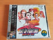 ART OF FIGHTING 3 NEO GEO CD SNK !NEW!