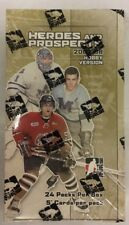 2007-08 In The Game Heroes and Prospects Factory Sealed Hockey Hobby Box