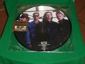 U2 – Red Hill Mining Town (2017 Mix) Picture Disc