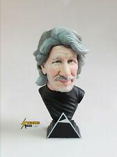 Roger Waters bust Caricature Sculpture , Pink Floyd, gift, Normal Version