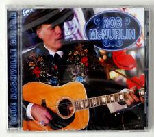 ROB McNURLIN / BLUE NASHVILLE GUITAR Country Music CD ALBUM / NEW & SEALED