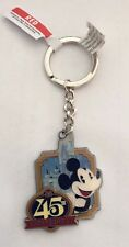 Disney Key Ring From The 45th Anniversary Celebrations
