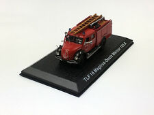 Atlas 1:72 TLF 16 Magirus-Deutz Mercur 125 A Fire Engine Diecast Metal Model