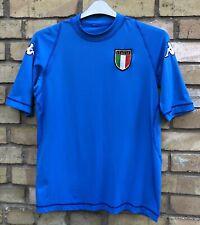 ITALY NATIONAL 20002002 HOME FOOTBALL JERSEY CALCIO SOCCER MAGLIA SHIRT VINTAGE