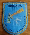 CROATIA ARMY   AIR SURVEILLANCE BRIGADE - SQUAD FOR NAVIGATION,  patch from 1992