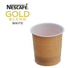 Nescafe 73mm In Cup Gold Blend White Vending Machine Coffee 25's