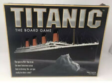 Titanic The Board Game Universal Games 1998 COMPLETE