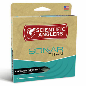 Scientific Anglers SONAR Titan Big Water Taper Fly Line - All Sizes