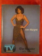 ANN-MARGRET Los Angeles April 20 1980 Orange County Register TV Magazine guide