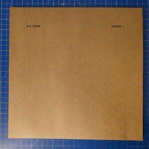 Nils Frahm Encores 1 2018 Erased Tapes Records LC15952 ERATP107LP LP1522