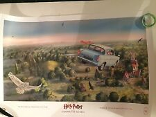 Harry Potter Large Poster Universal Celebration Chamber Of Secrets Barnes Noble