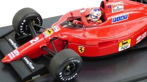 Bespoke Detail Nigel Mansell Ferrari 641/2 1990 Ferrari F1 1:18 Exoto Toy Car