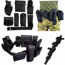 Tactical Waist Bag Pack Security Pouch Compact Ourdoor Gadget Utility Belt Bag