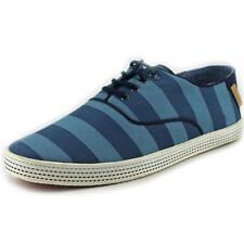 Scarpe da uomo blu con tela dalla Cina