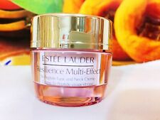 Estee Lauder Resilience Multi-Effect Tri-Peptide Face and Neck Creme 30ML=15ml*2