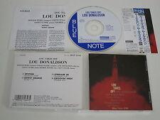 LOU DONALDSON/LOU TAKES OFF(BLUE NOTE TOCJ-1591) JAPAN CD+OBI