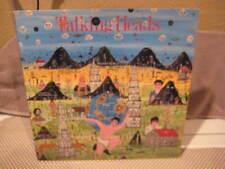 "TALKING HEADS LITTLE CREATURES 1985 12"" ROCK LP VINYL ALBUM RECORD"