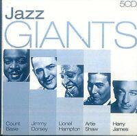 Jazz Giants - 5-CD-Box