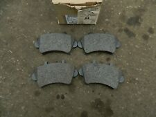 "VAUXHALL MOVANO FRONT BRAKE PADS 16"" WHEELS BRAND NEW GENUINE GM 9112585"