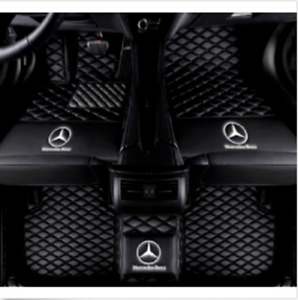 For Mercedes-Benz GL320 GL350 GL450 GL500 SLK Waterproof Custom Car Floor Mats