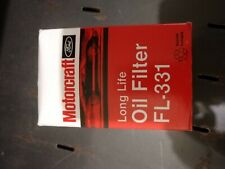 New Motorcraft FL-331 Spin-on Engine Oil Filter Replacement