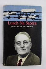 1970*LUACH NA SAORSA*SCOTTISH GAELIC WAR DIARY*POETRY*PROSE*MURRAY*WWI*1st*HBDJ*