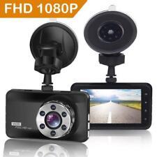 Car Dash Cam 1080P Full HD Camera Video Recorder Night Vision G-Sensor Parking