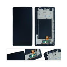 For LG G Vista 2 H740 AT&T LCD Display Touch Screen Digitizer Assembly Frame CN