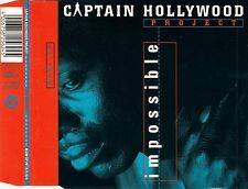 Captain Hollywood Project: Impossible/3 TRACK-CD