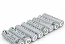 8pcs 14500 lifepo4 etinesan aa rechargeable li-ion battery for solar lights ect.