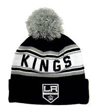 Los Angeles Kings Reebok Toddler (2T-4T) Embroidered Cuffed Knit Pom Beanie