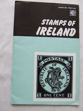 Stamps Of Ireland by D Feldman, Very Good Condition