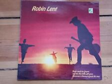 LP ROBIN LENT Vinyl  scarecrow's journey 6306 908 Global Records Germany 1971