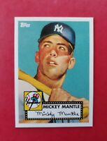2010 Topps *Cards Your Mom Threw Out* #CMT-1 MICKEY MANTLE (Yankees HOF) (NM-MT)