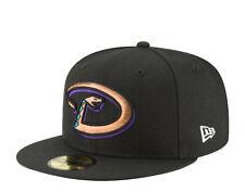 New Era NE Originals Blank Cap ohne Logo MLB 59FIFTY Fitted Cap Black White NE