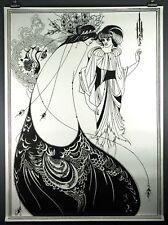 Aubrey Beardsley, The Peacock Skirt, Extra Large Poster