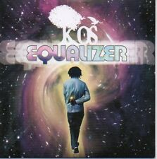(P70) Equalizer, Kos - DJ CD